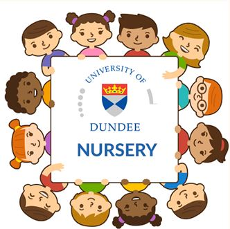 University of Dundee Nursery logo