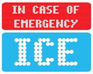 In case of emergency ICE