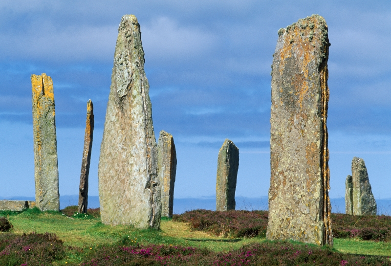 Standing Stones ring of Brodgar
