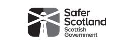 Safer Scotland logo