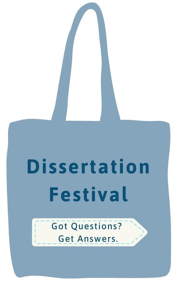 Dissertation Festival Bag
