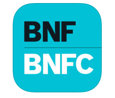 BNF and BNFC app logo