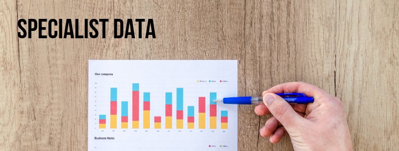 Link to specialist data. Databases and statistics.