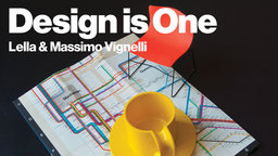 Italian-born Massimo and Lella Vignelli are among the world's most influential designers.