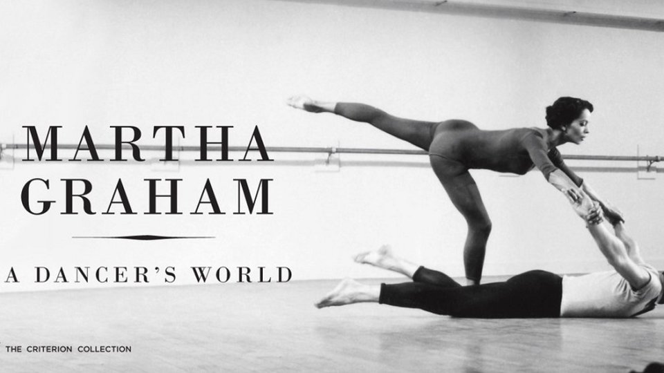 Martha Graham offers insight into her theories about dance
