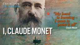 Monet's life is a gripping tale about a man who, behind his sun-dazzled canvases, suffered from feelings of depression, loneliness, even suicide.