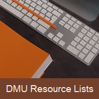 About DMU Resource Lists