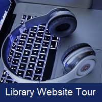 Library Website Tour