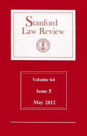 Stanford Law Review EJournal