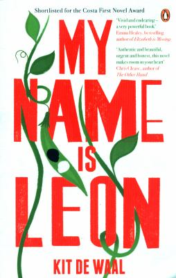 Book cover for My Name Is Leon