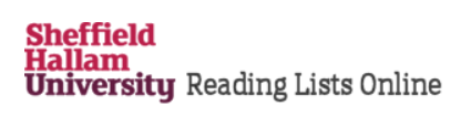 Image of Reading List Online (RLO) logo
