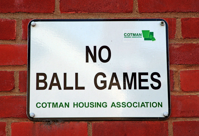 No Ball Games Image