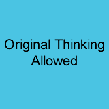 Original Thinking Allowed
