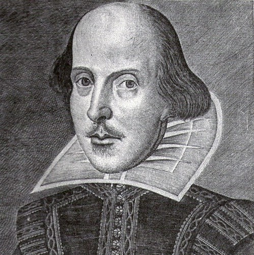 """""""William Shakespeare"""" by tonynetone is licensed under CC BY 2.0"""