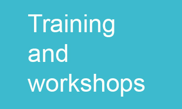 Training and workshops