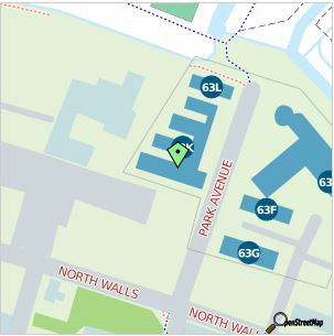 Winchester school of art library map
