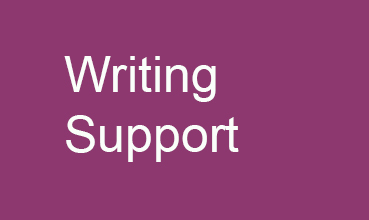 Writing Support