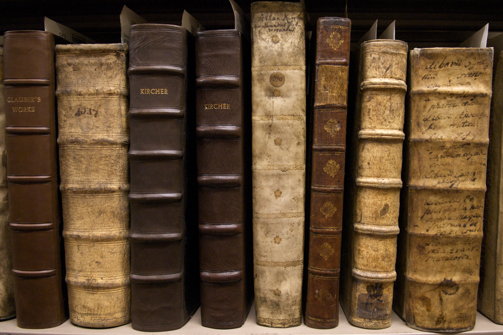 Books from the Young Collection