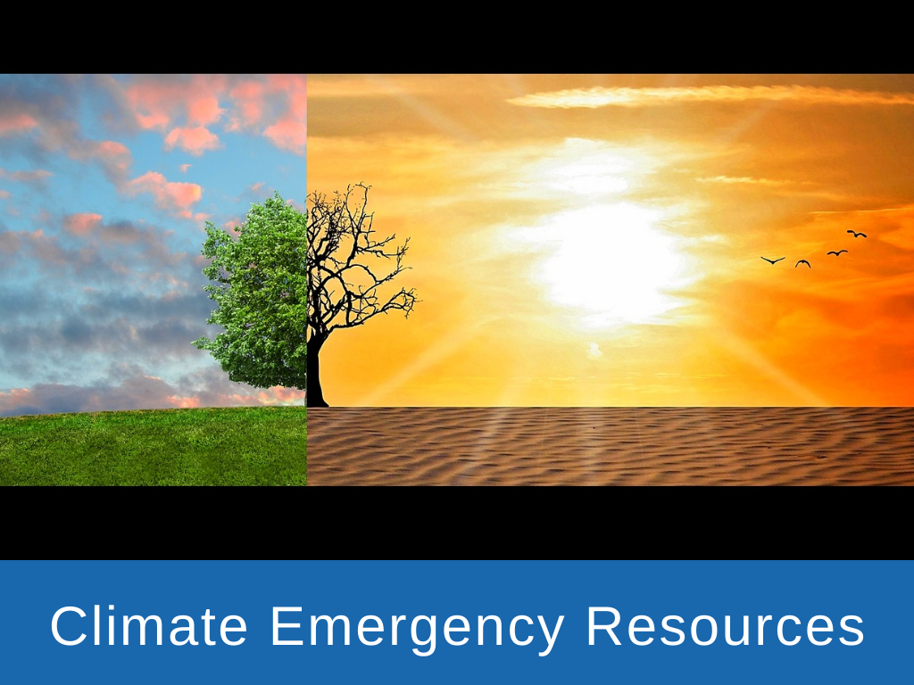 Climate Emergency Resources