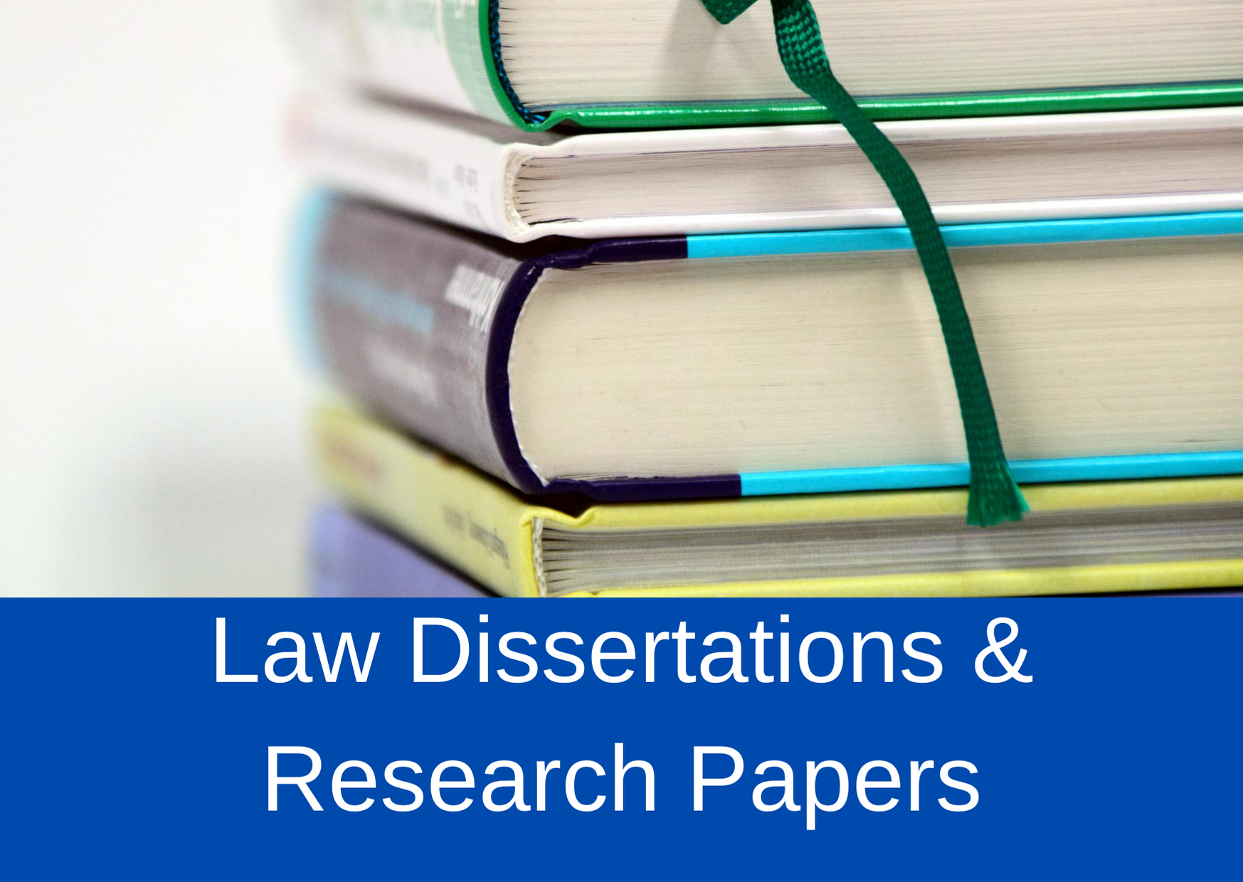 Law Dissertations & Research Papers