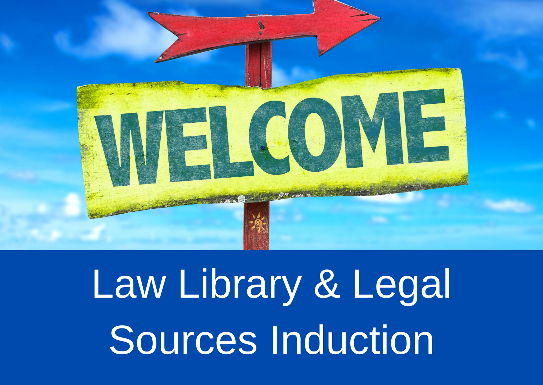 Law Library Induction