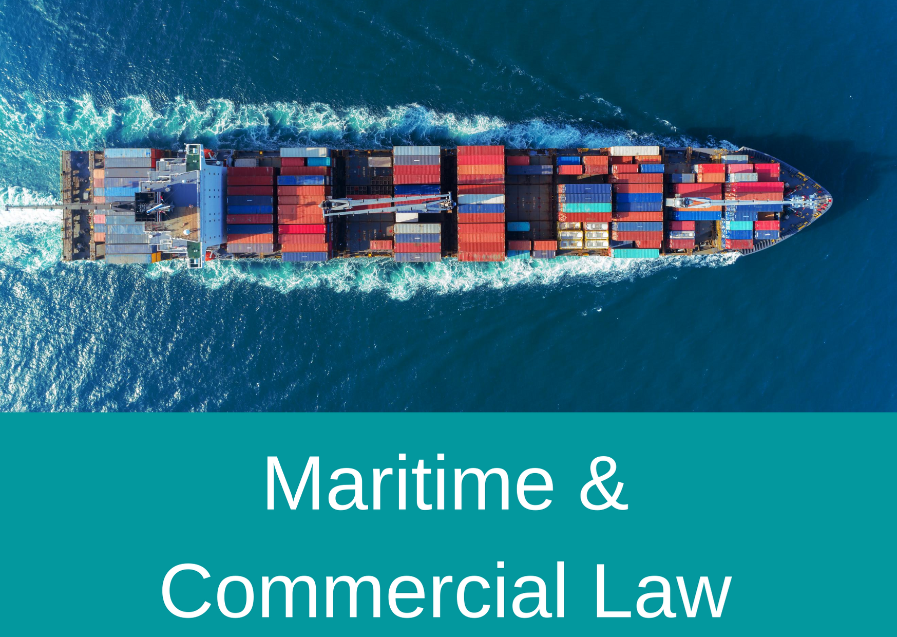 Maritime and Commercial Law