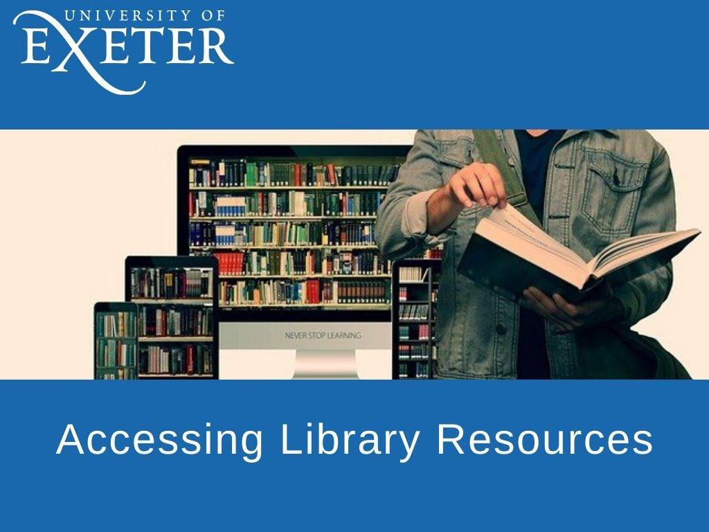 Introduction to using psychology library resources
