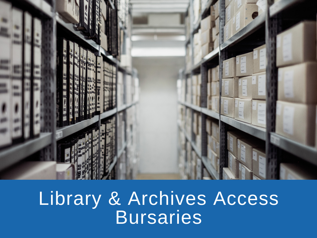 Library Bursaries