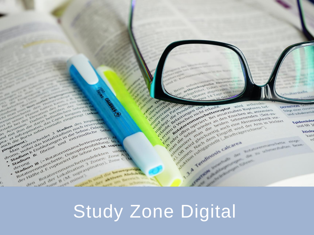 Study Zone Digital support
