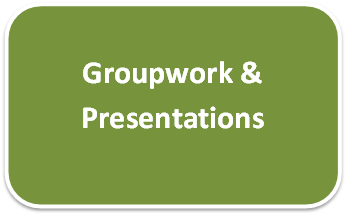 Click here for resources about groupwork and presentations
