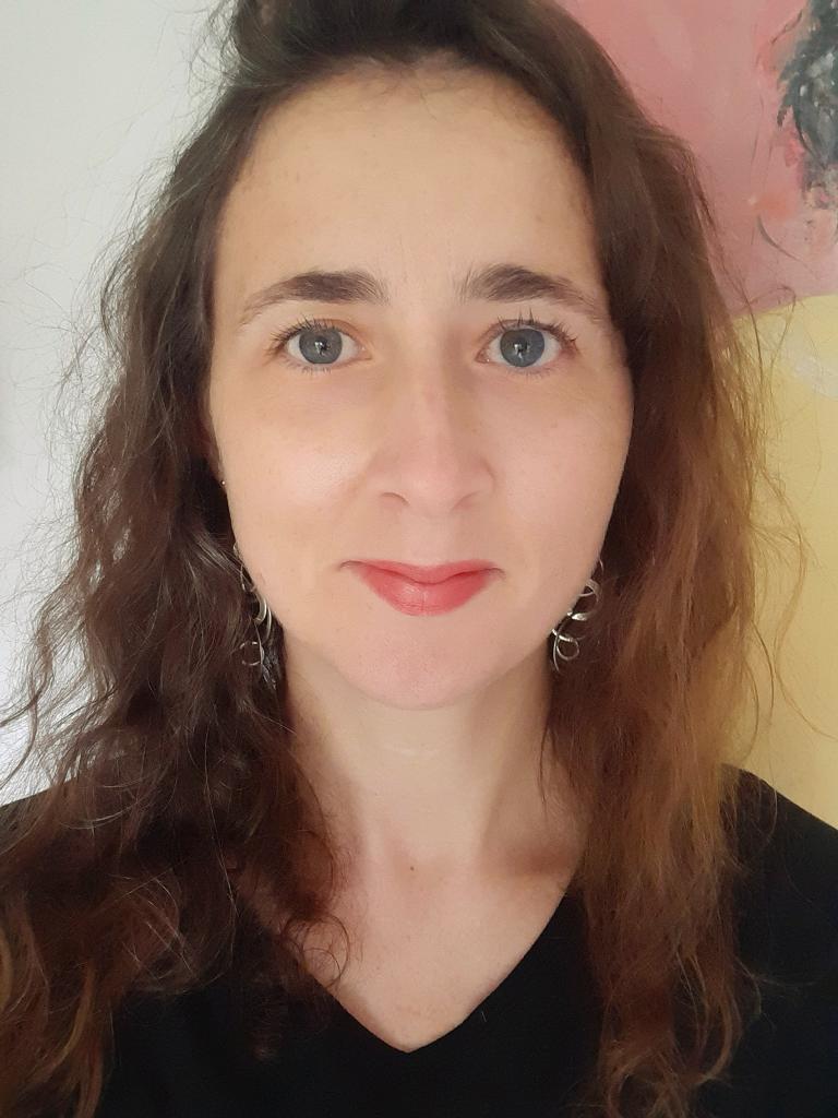 Ailish Larkin, Shannon College Librarian