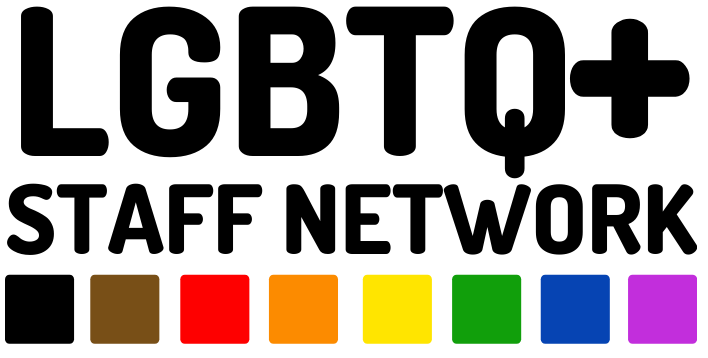 LGBTQ+ Staff network