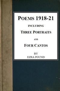 Poems 1918-21 by Ezra Pound