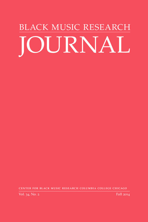 Black Music Research Journal
