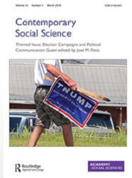 Contemporary Social Science
