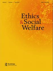 Ethics & Social Welfare