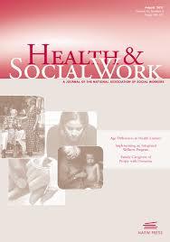 Health & Social Work
