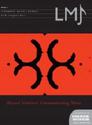 Leonardo Music Journal