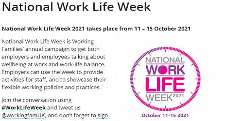 National Work Life Work