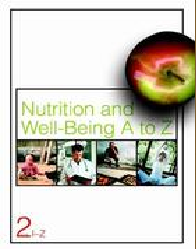 Nutrition and Well-Being A to Z