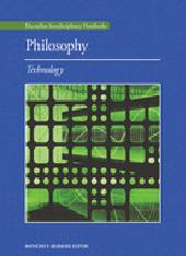 Philosophy Technology