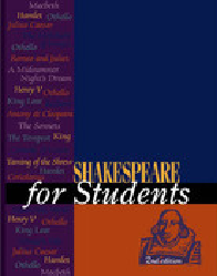 Shakespeare for Students