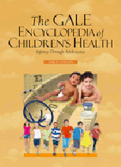 The Gale Encyclopedia of Children's Health: Infancy through Adolescence