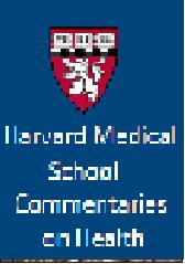 Harvard medical school commentaries on health