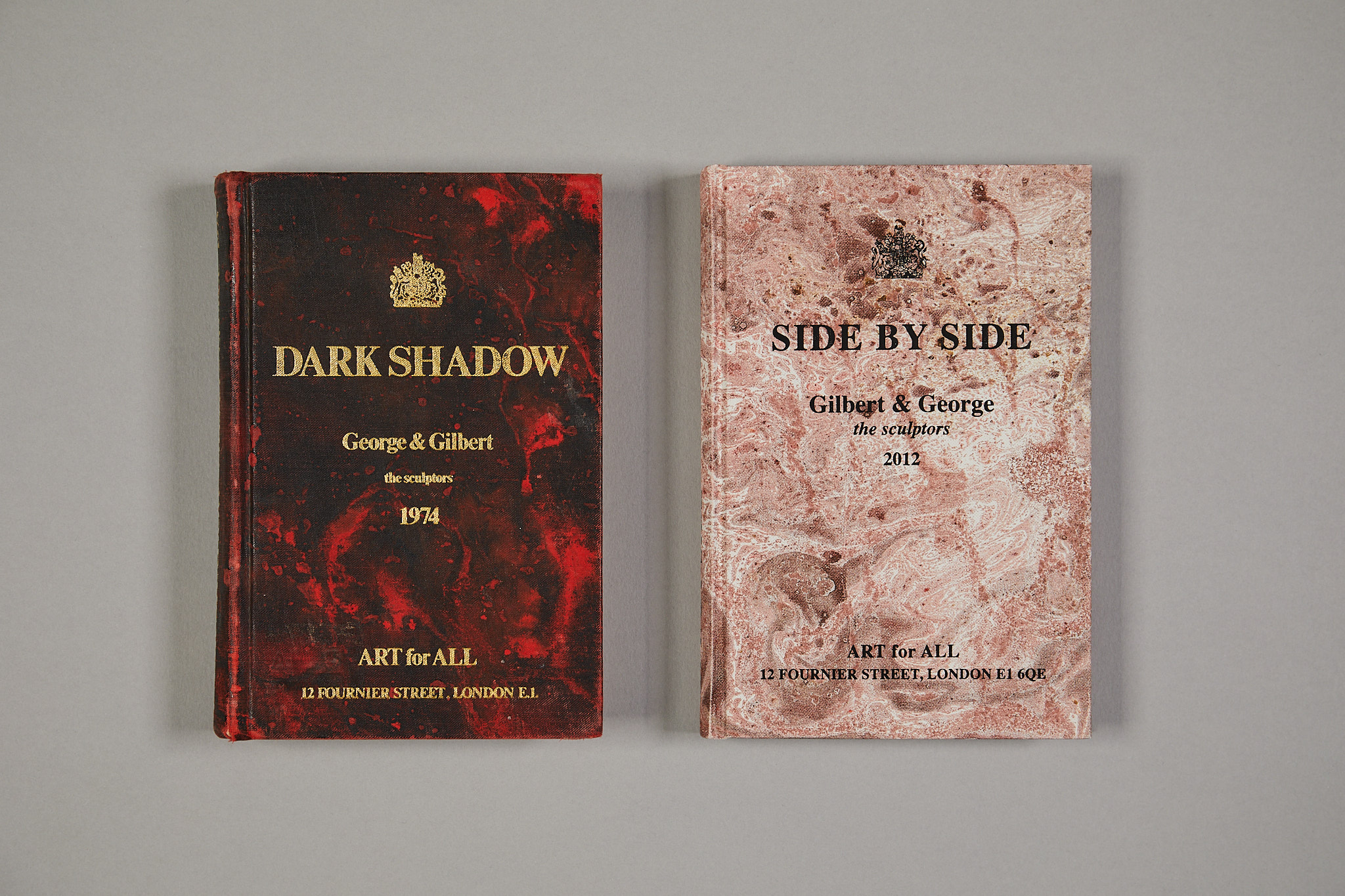 Dark shadow: Gilbert and George the sculptors