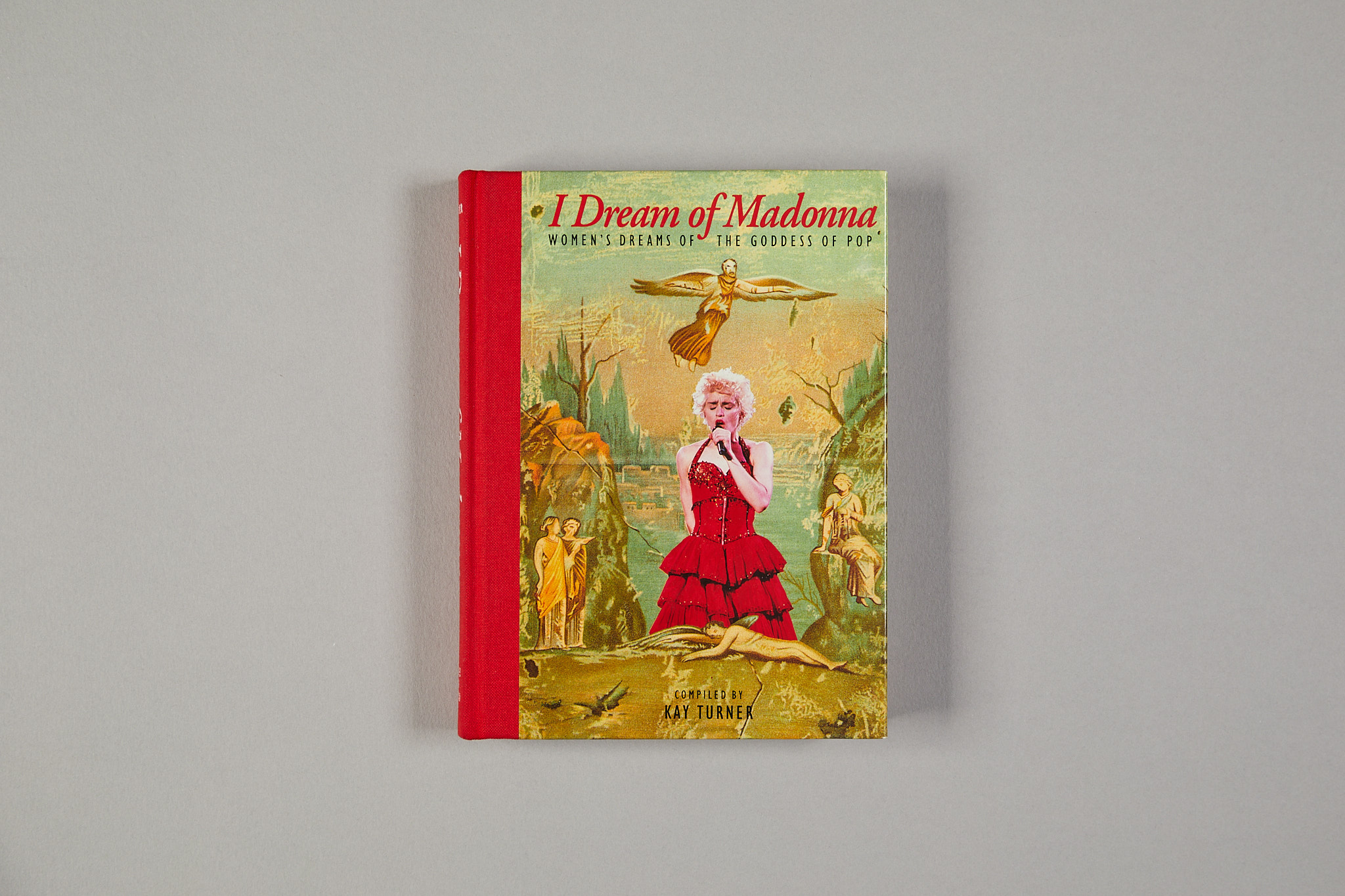 I dream of Madonna: women's dreams of the goddess of pop by Kay Turner (1993)
