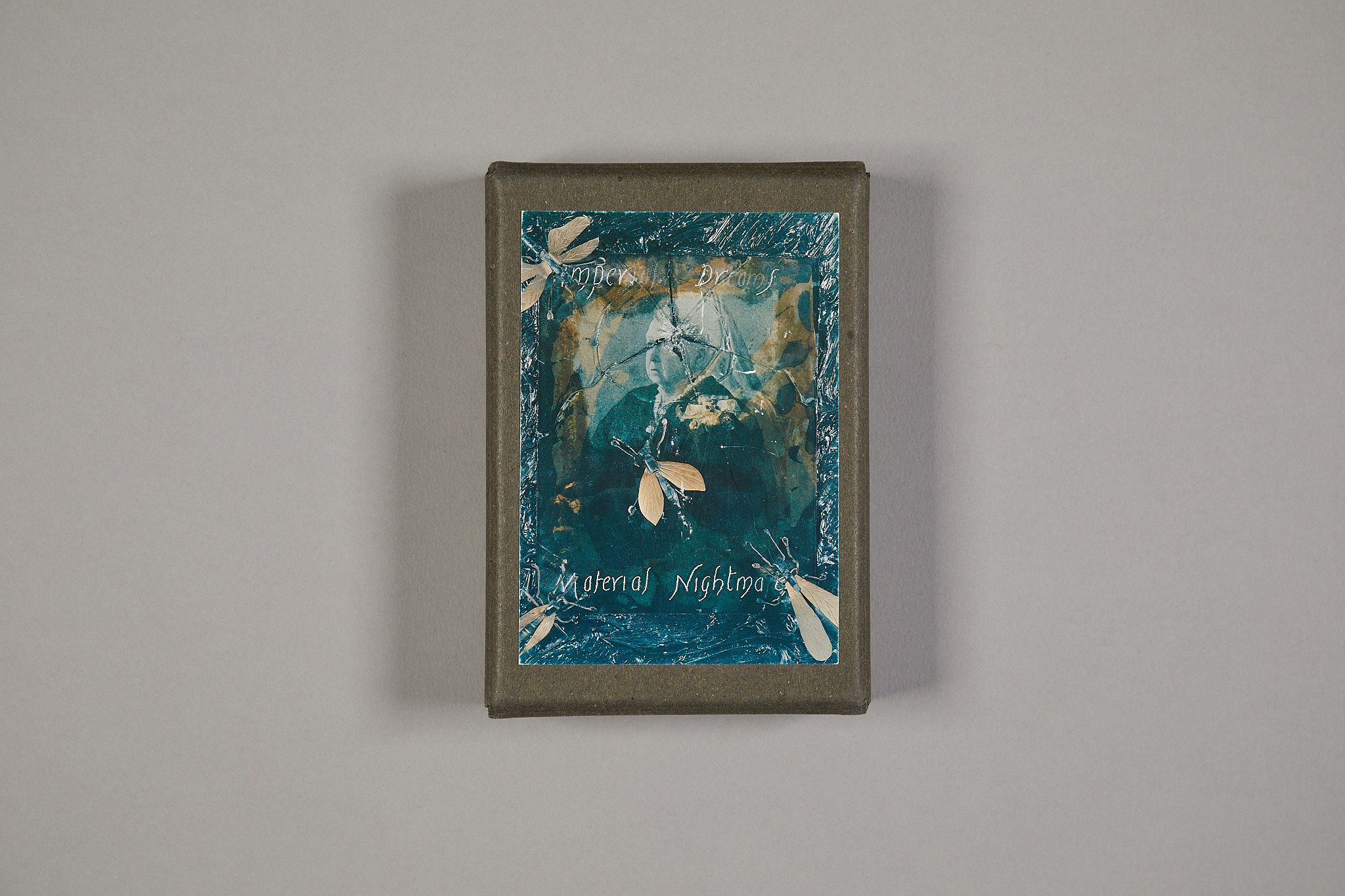 Derek Jarman: reliquary by Barbican Art Gallery (London) (1996)