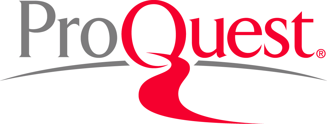 Proquest  database company logo