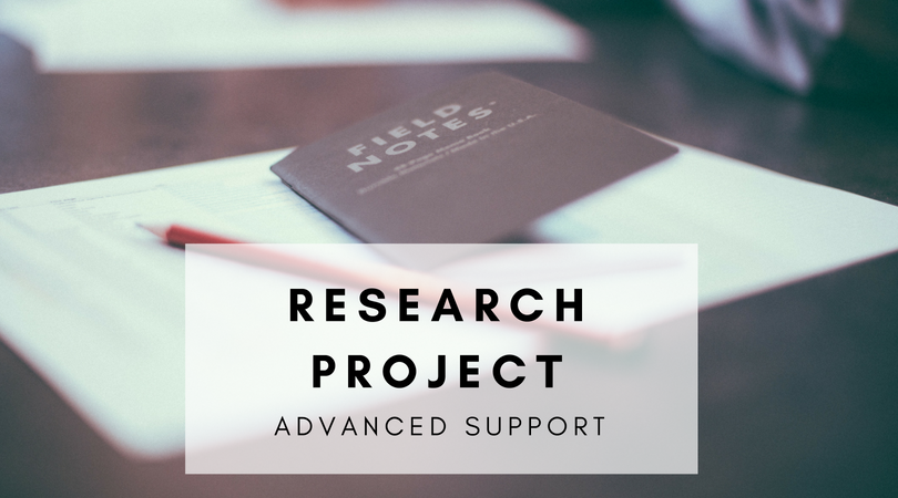 research project support