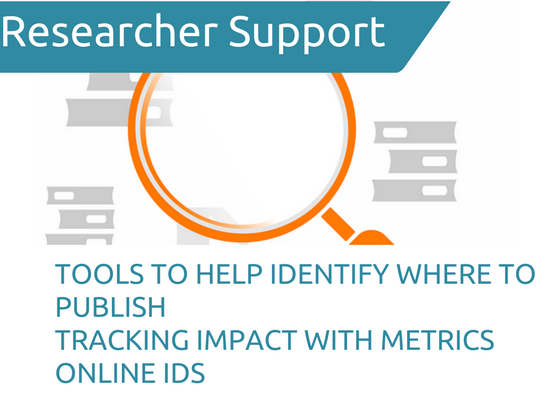 Researcher support